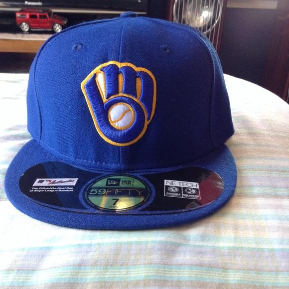 Milwaukee Brewers 59FIFTY 5d8674860123